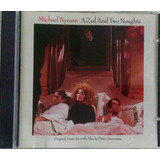 Cd Michael Nyman   A Zed And Two Noughts   Music From Film