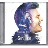 Cd Michel Teló   Em Bem Sertanejo   O Show