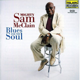 Cd Mighty Sam Mcclain Blues For The Soul