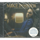 Cd Mike Posner 31 Minutes To Takeoff 2010 Sony Music Lacrado
