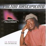 Cd Milton Nascimento Novo Millennium