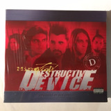 Cd Mindflow   Destructive Device Delux Lacrado Prog Metal
