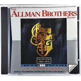 Cd Minha História Internacional   Allman Brothers Band   Dc
