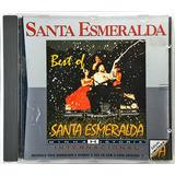 Cd Minha História Internacional   Santa Esmeralda   Bc