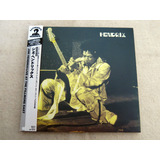 Cd Mini Lp Japonês Jimi Hendrix Live At The Fillmore East