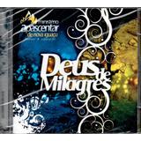 Cd Ministério Apascentar De Nova Iguaçu   Deus De Milagre