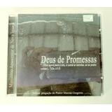 Cd Ministério Toque No Altar  Deus De Promessas  Original