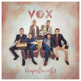 Cd Ministério Vox Acapella Volume 3