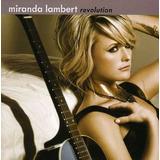 Cd Miranda Lambert Revolution