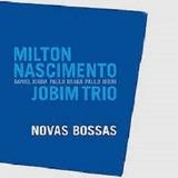 Cd Mml Novas Bossas Milton Nascimento E Jobim Trio Original