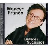 Cd Moacyr Franco   Grandes Sucessos