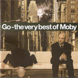 Cd Moby   Go the Very Best   Usado