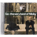Cd Moby Hotel Go The Very Best Of Original