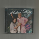 Cd Modern Talking   The Best Of Hits  02 Cds   novo lacrado