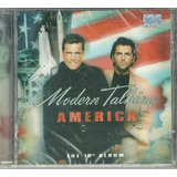 Cd Modern Talking America 10th Album 2001 Bmg Lacrado