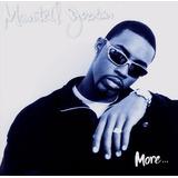 Cd Montell Jordan More   Black Musick Funk Hip Hop Dance Pop