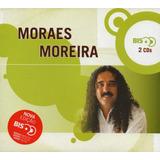 Cd Moraes Moreira   Serie Bis 2 Cds