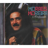 Cd Moraes Moreira Sintonia Grandes Sucessos 2012 Emi Lacrado