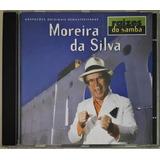 Cd Moreira Da Silva Raízes Do Samba   B4