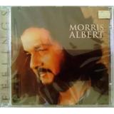 Cd Morris Albert Feelings Coletânea   Novo Lacrado Raro