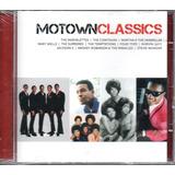 Cd Motown Classics   Stevie Wonder E Outros