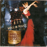 Cd Moulin Rouge   Trilha Sonora Original Do Filme   Novo