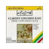 Cd Mozart Collegium    Clarinet oboe Concertos