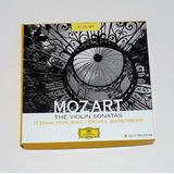 Cd Mozart The Violin Sonatas Itzhar Perlman Daniel Barendoim