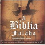 Cd Mp3   A Bíblia Falada Novo Testamento   Cornélio Augusto