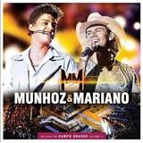 Cd Munhoz E Mariano Ao Vivo Em Campo Grande Vol 2