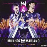 Cd Munhoz Mariano Ao Vivo No Estadio De Prudentao