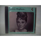 Cd Music From The Films Of Audrey Hepburn  Importado