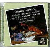 Cd Musica Barocca   Il Giardino Armonico   Varios