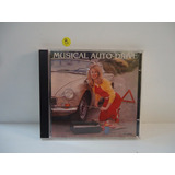 Cd Musical Auto drive  1994    By Trekus Vintage