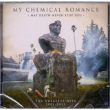 Cd My Chemical Romance   May Death Never Stop You   Novo