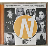 Cd N1 Number One Only Hits Sugar Ray Anastacia    C5