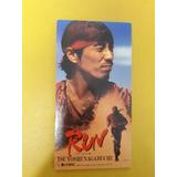 Cd Nagabuchi Tsuyoshi Run Single Original Jpop J pop