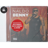 Cd Naldo Benny Multishow Ao Vivo   Lacrado   C3
