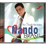 Cd Naldo Brasil   Teu Sonho Não Acabou