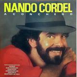 Cd Nando Cordel   Aconchego   1991   Ac