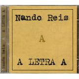 Cd Nando Reis   A A Letra A