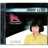 Cd Nara Leão  novo Millennium 20 Musicas