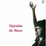 Cd Nara Leão Opinião 1964 Lacrado