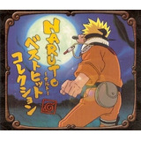 Cd Naruto   Best Hit Collection   Novo