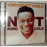 Cd Nat King Cole   Unforgettable