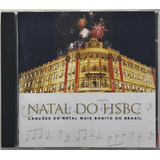 Cd Natal Do Hsbc Cancoes Do Natal Mais Bonito Do Brasil   A8