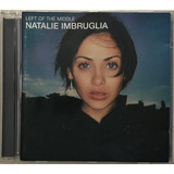 Cd Natalie Imbruglia Left Of The Middle   A8