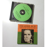 Cd Natalie Merchant 1995 Tigerlily Importado