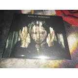 Cd Natalie Merchant Digipack Novo Lacrado
