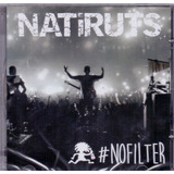 Cd Natiruts    nofilter   Novo